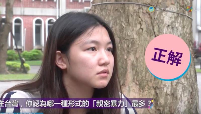 性別暴力防治前導影片