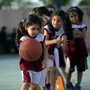 沙烏地阿拉伯開設女子體育課