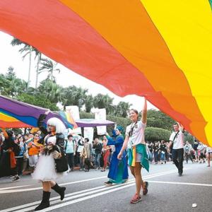 第十五屆同志大遊行創有史以來最高參與人數