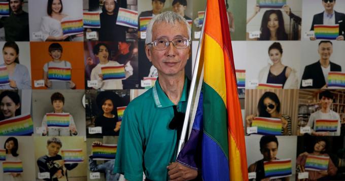 年度性別關注:台灣婚姻平權釋憲,兩年內同性可結婚