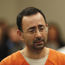 Olympic doctor Larry Nassar Sentenced to 175 Years in Prison for Sexually Abusing Gymnasts