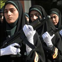 沙烏地阿拉伯首度開放女性進入軍隊