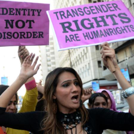巴基斯坦議會通過法律,保障跨性別者權益