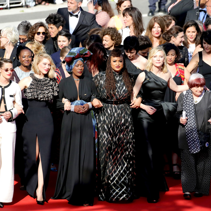 Cate Blanchett leads 82 Cannes female stars protest for equal pay