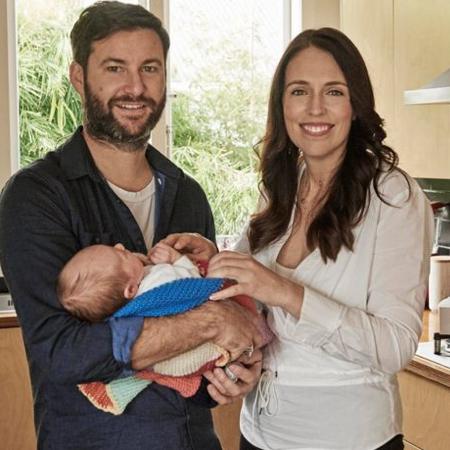 紐西蘭總理阿爾登請 6 星期產假