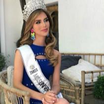 西班牙環球小姐史上第一次由跨性別者奪下后冠