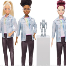 Robotics Engineer Barbie Aims To Inspire Girls To Pursue STEM Careers