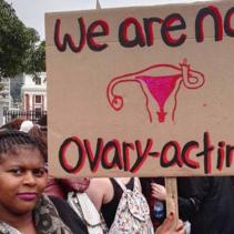 抗議性暴力,南非女性發起#TotalShutdown罷工罷課