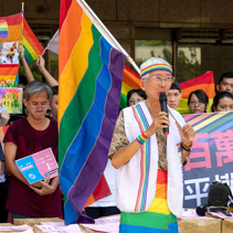 Same-sex marriage Becomes the Fastest Petition for Referendum in Taiwan's history.