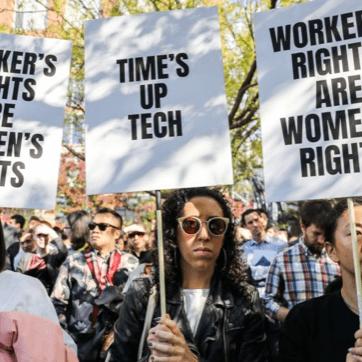 Google 公司高層包庇 Android 之父性騷擾,引發全球兩萬員工大罷工