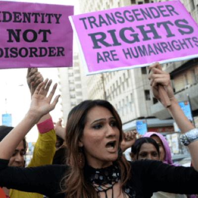 議會通過《跨性別人士(權利保護)法案》,保障跨性別者權益,所有公民都可選擇自己的性別認同,歧視跨性別人士行為,均屬違法。