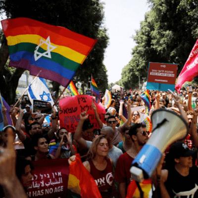 代孕法排除男同志,以色列 LGBT 族群要總理下台
