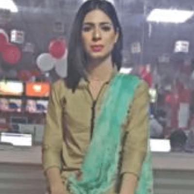 巴基斯坦新聞台,出現第一位跨性別女主播
