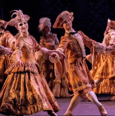 英國國家芭蕾舞團第一次錄取跨性别舞者