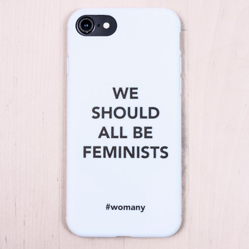 女性主義態度手機殼|WE SHOULD ALL BE FEMINISTS 的圖片