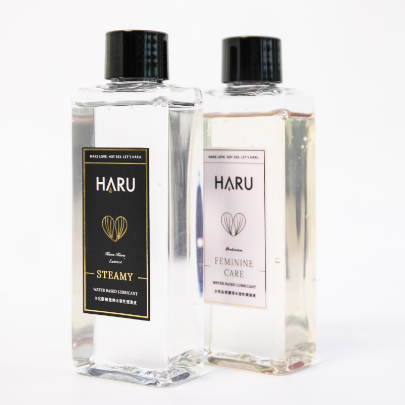 HARU 潤滑液|臉紅紅獨家 情愛雙享組 的圖片