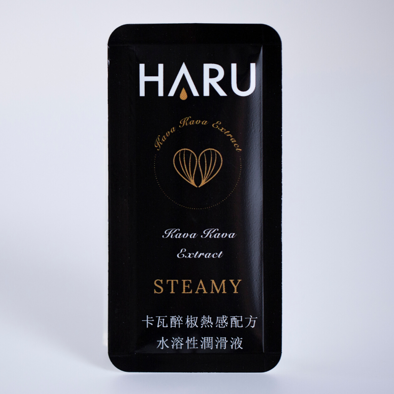 HARU 潤滑液|Pocket 拋棄式熱感潤滑液 的圖片