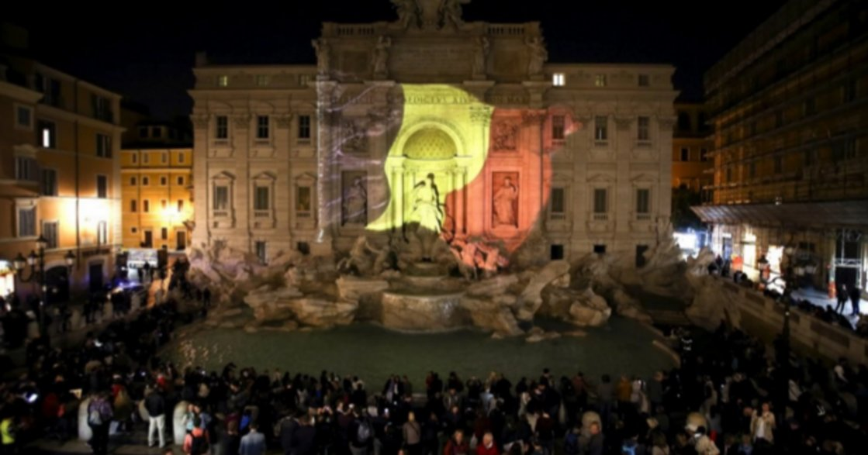 寫在布魯塞爾爆炸攻擊後:當世界亮起燈就不怕暗