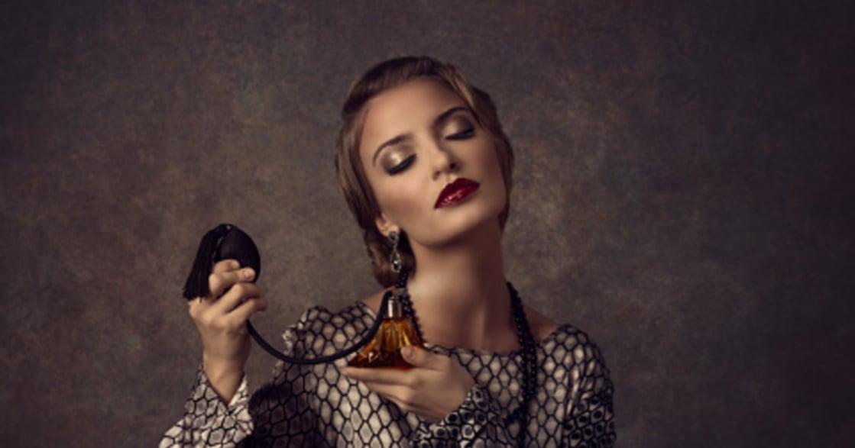 不擦香水的女人,沒有未來