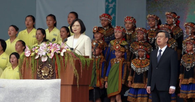 當原住民文化成為表演:總統就職典禮上的「粗曠和草莽」