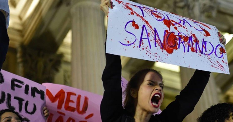 巴西里約熱內盧 16 歲少女輪姦案:我們要反覆提醒世界,正義尚未來到