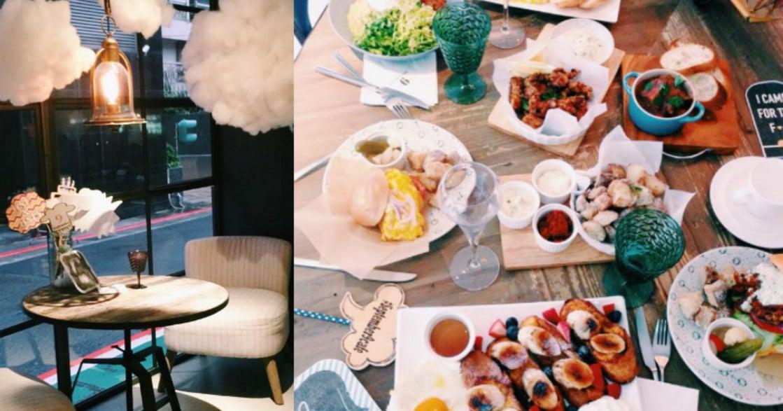 慵懶早晨!九間台北必訪的美味早午餐