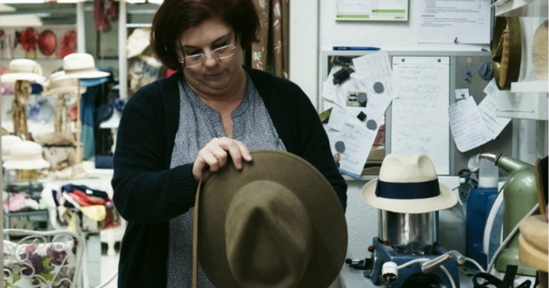 快速時尚以外的世界:德國符茲堡工匠職人,用一生做好一頂帽