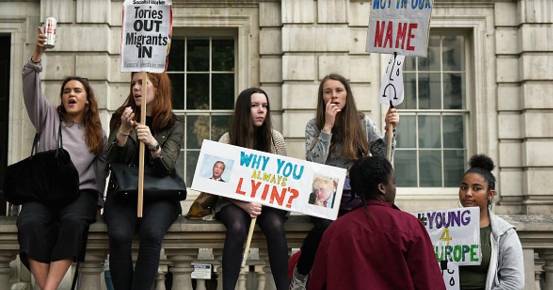 英國脫歐的三個關鍵觀察:世代不正義、撼搖世界經濟、女性領導抬頭