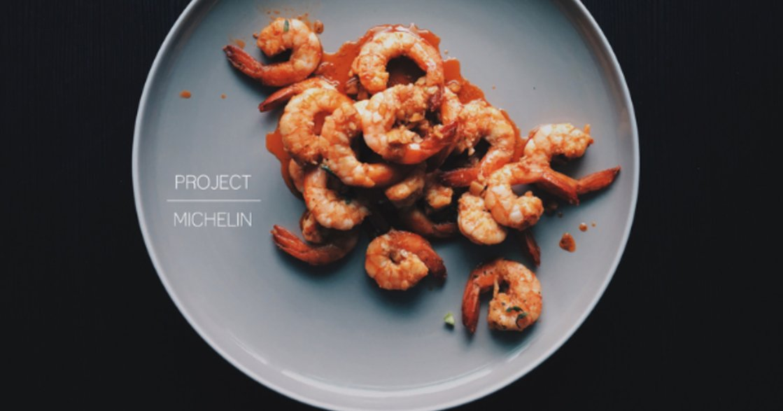 【上班族的米其林食譜】寵溺自己!西班牙蒜香橄欖油鮮蝦