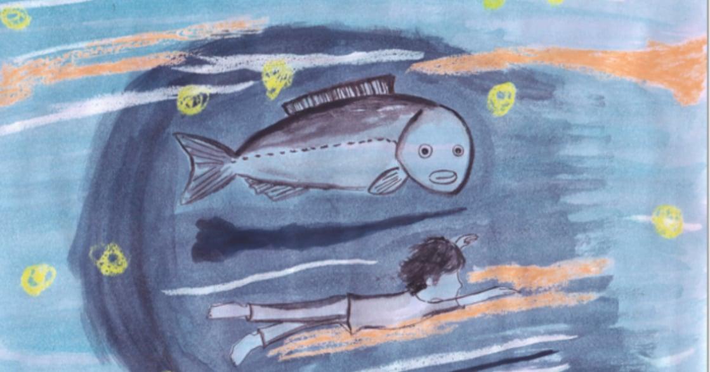 海上漂流想像誌:每個人心裡,都住著一條自由的魚