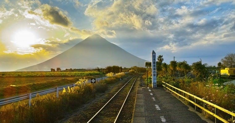 七個日本秘境車站:秘境峽谷、油菜花海、無際海平面
