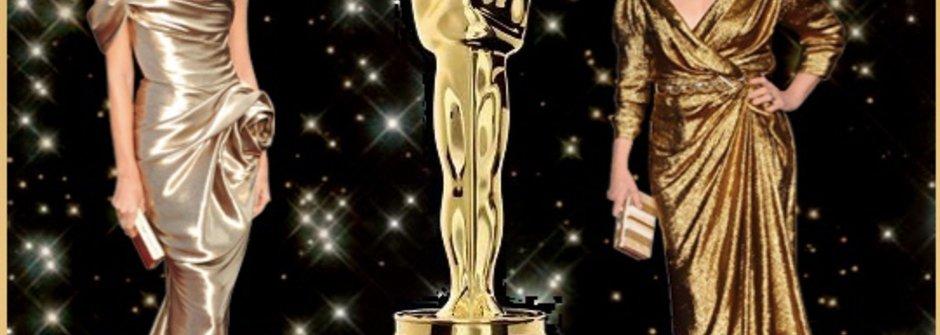 2012奧斯卡金像獎的紅毯6大主流