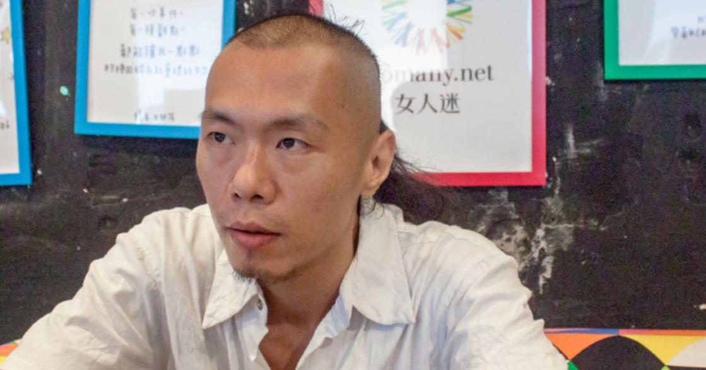 專訪超「台」設計師小子:台灣人就是死不承認自己很複雜!