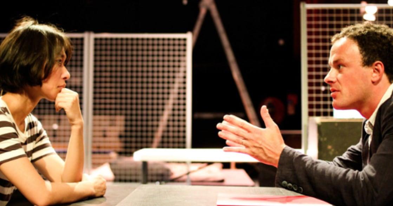【劇場選讀】《歐洲聯結》:演員,用身體為世界搭一座橋