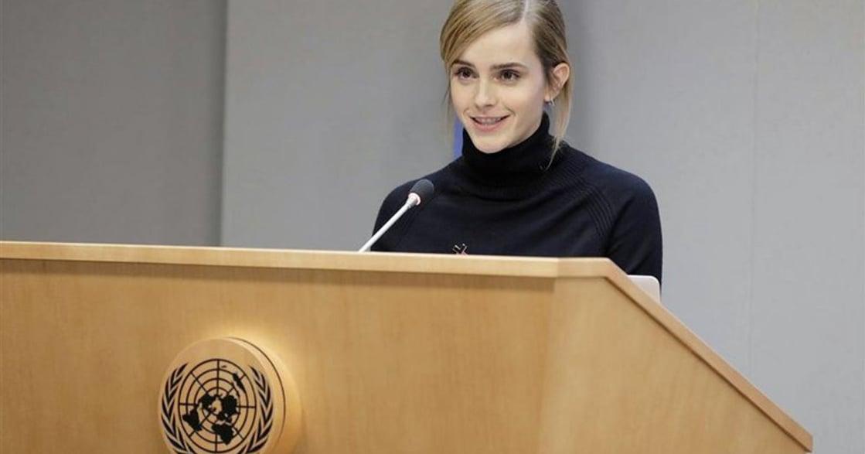 不再容忍!艾瑪華森聯合國演講:「只要有一個受害者,整個社會都該起身反抗」