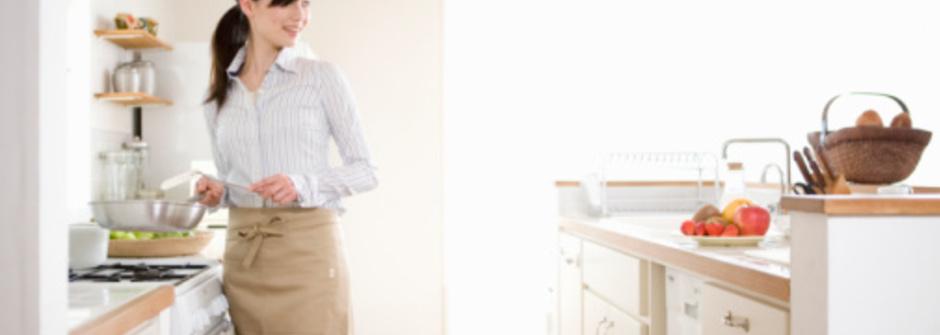 女性居家保健風水 廚房篇