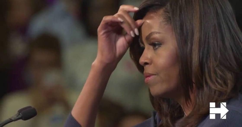 回應川普厭女說!蜜雪兒歐巴馬:「正直的男人不用透過貶低女人證明自己」