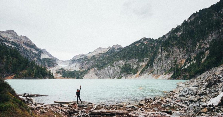 攀越自己心裡最高的巔峰,看見人生最值得一看的風景