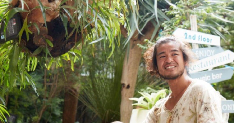 城市需要的綠化工程!專訪日本人氣園藝師西畠清順