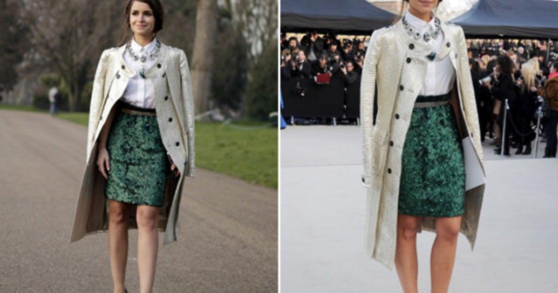 冬日好比例!俄羅斯時尚編輯 Miroslava Duma 的好感穿搭