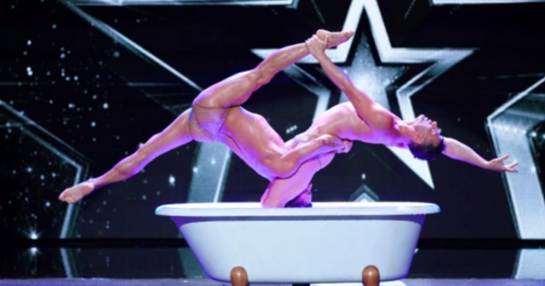德國選秀節目的雙男濕身表演,為什麼讓評審按下否決鈴?