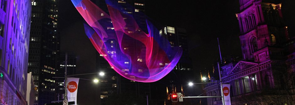 重視想像的可能 Janet Echelman from TED