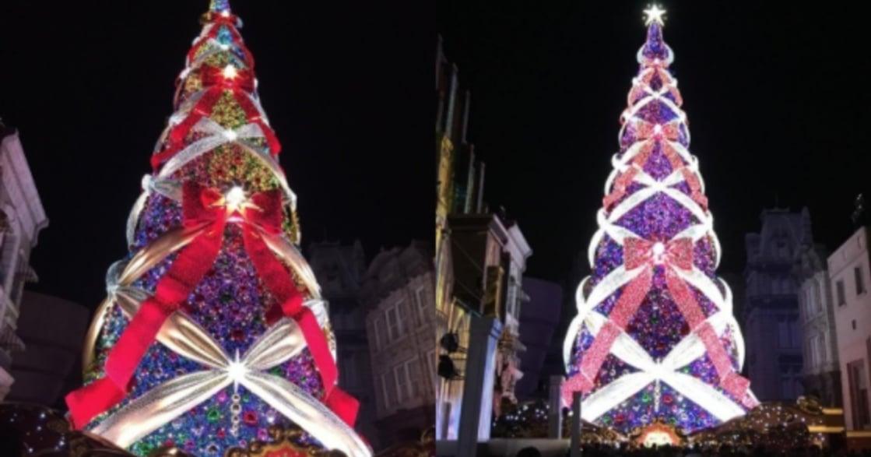 聖誕樹巡禮!香港、首爾、京都的耶誕風景