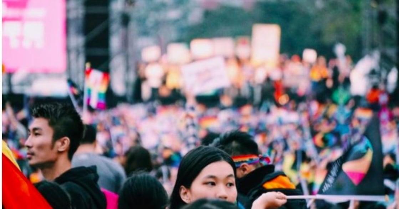 【婚姻平權攝影集】能不能讓同志的世界,不再下雨?