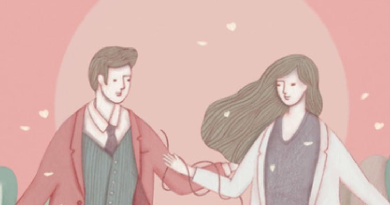 【塔羅插畫】戀人牌,你是讓關係圓滿的伴侶嗎?