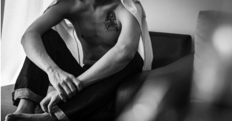 刺青設計學:願你溫柔,擁抱自己的所有疼痛