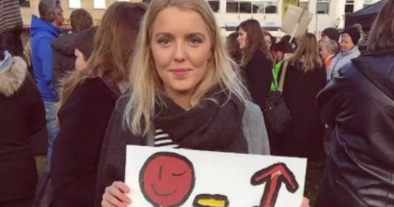 冰島女性收入低男性 14%,於是她們決定提前 14% 下班