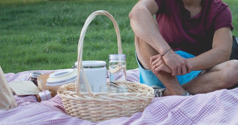 好友、美酒、櫻花前線!初春的野餐便當料理