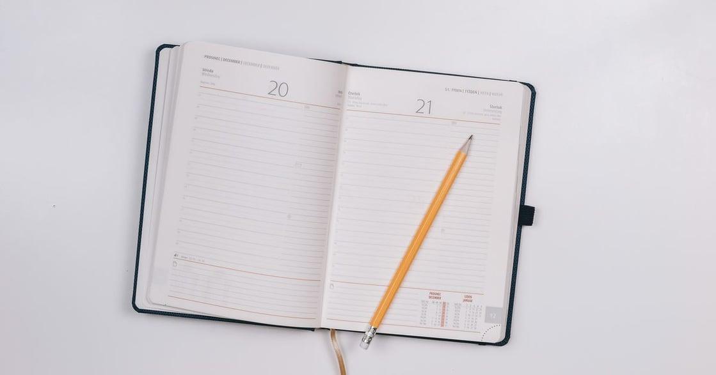 每日一問日記本:記錄你五年內的改變