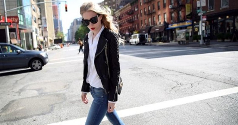 冷冽甜美,瑞典殺手級時尚部落客 Carolina Engman